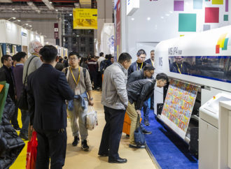 Another 15% increase in visitors at Intertextile Shanghai Apparel Fabrics