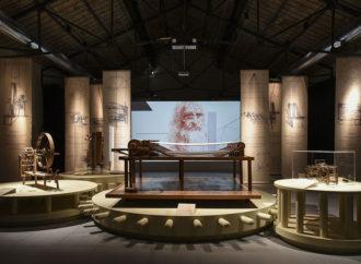 Leonardo da Vinci riunisce i meccanotessili