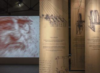 Museo del Tessuto, la primavera arriva nel nome di Leonardo