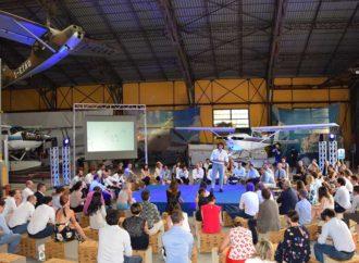 Como, i giovani industriali tornano nell'Hangar