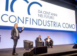 Confindustria Como celebra i 100 anni e l'inizio dell'era Manoukian