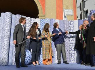 Alba, una piazza per Carlo e Franco Miroglio