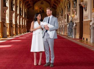 Harmony di Tollegno 1900 avvolge il quarto Royal Baby