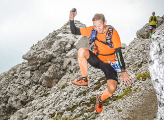 Polartec di corsa sulle Dolomiti