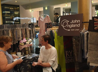 Londra mette in mostra la moda a Buyer Fashion