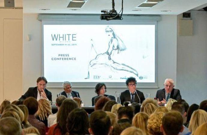 White: un'edizione importante