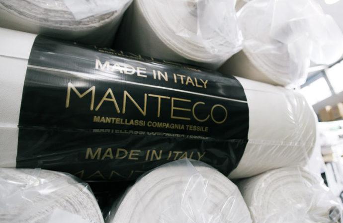 Manteco sfiora il podio del tessile italiano