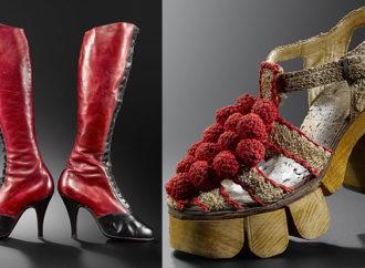 PV esalta le calzature di Marche et Démarche
