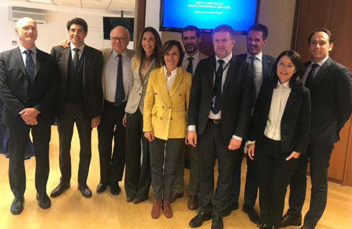 UIB in missione a Bruxelles: il ruolo dell'Europa