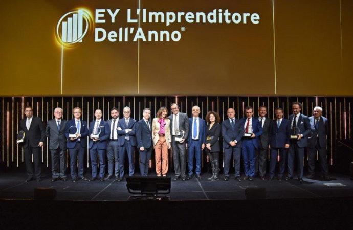 Premio EY: ecco gli imprenditori dell'anno