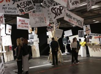 Gli scioperi di Parigi non fermano lo charme della lingerie