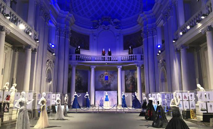 Firenze si tinge di blu…Balestra