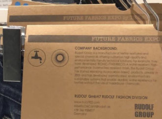 Rudolf Group porta la chimica a The Sustainable Angle
