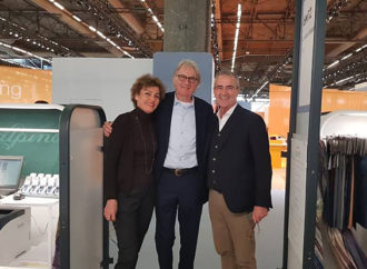 Visti in fiera / Paul Smith in visita da Subalpino