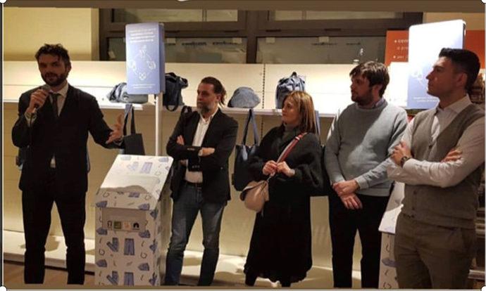 Re-Think your jeans: economia circolare a Prato