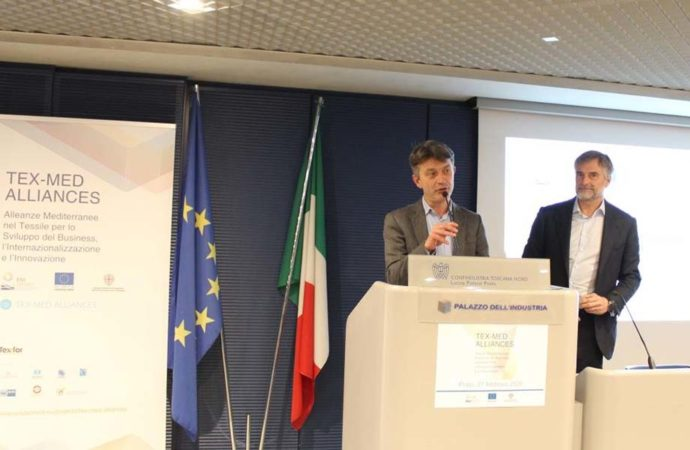 Tex-Med Alliances e CTN, un ponte di tessuto sul Mediterraneo