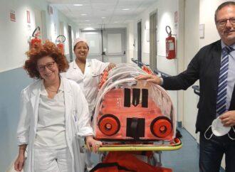 Il dono di CTN all'ospedale di Prato. Non solo per l'emergenza