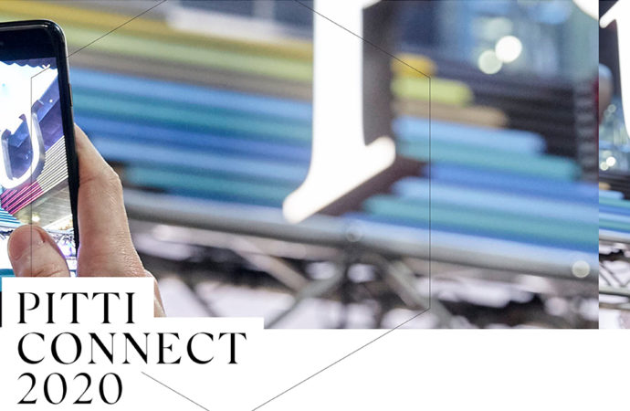 Connect, l'antipasto digitale di Pitti