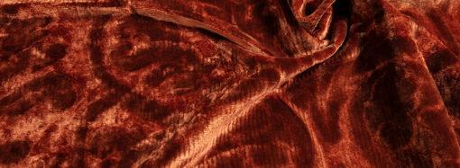 Mix tra tessile e chimica per il velluto anti Covid