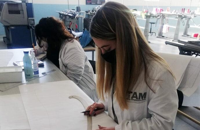Il nuovo laboratorio del TAM di Biella
