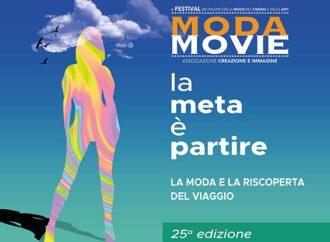 """Moda Movie """"parte"""" per la 25′ edizione"""