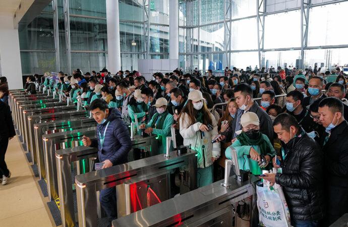 Intertextile Fabrics, un evento da 80.000 visitatori