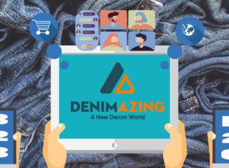 Il denim ha una nuova piattaforma per le vendite online