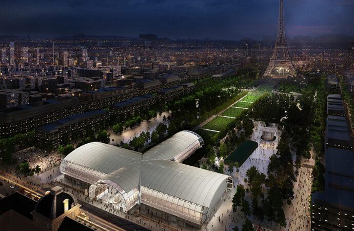 Rendez-vous al Grand Palais, PV torna in scena