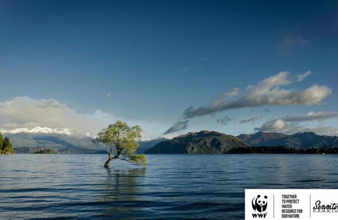 Eurojersey col WWF per riqualificare i corsi d'acqua