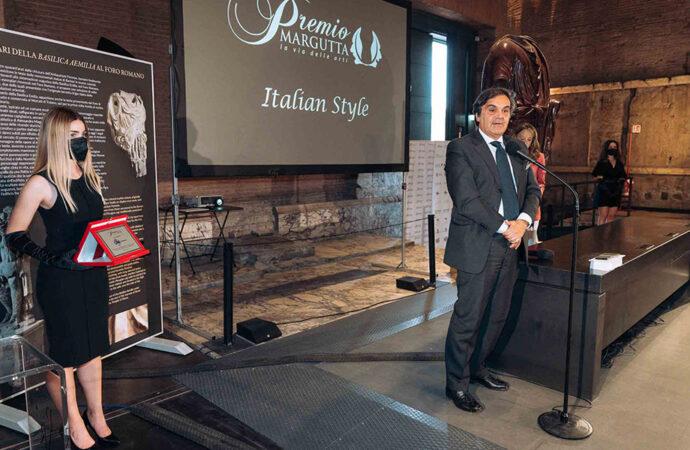 L'Italian Style nella bacheca <br> di Cna Federmoda