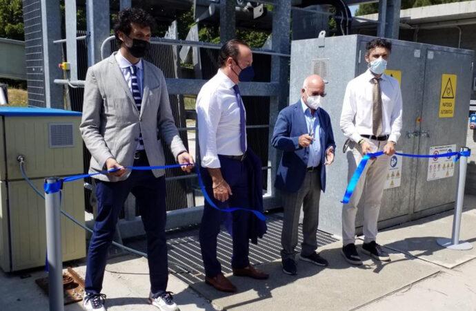 Prato, pronto il primo lotto della fognatura industriale