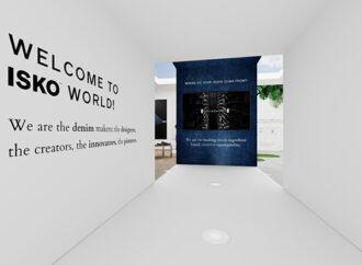 Il denim virtuale di Isko