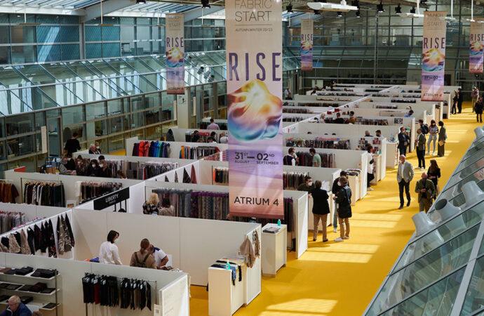 Munich Fabric Start guida <br> le fiere verso la normalità