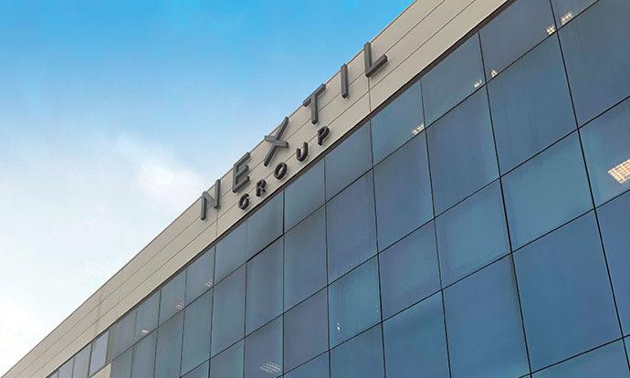 Nextil Group ottimizza la produzione con la sede unica